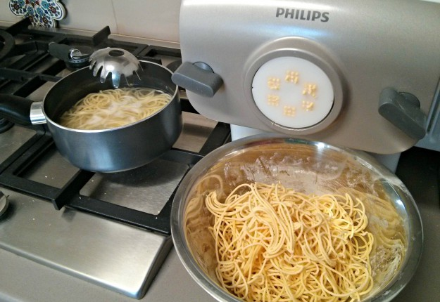 Gluten Free Pasta – for Philips Pasta & Noodle Maker