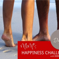 MoM's Happiness Challenge - Day 15