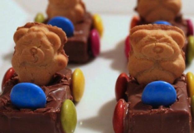 Teddy cars