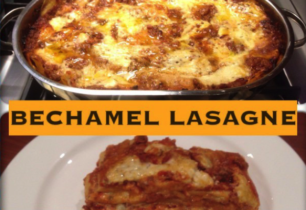 Easy Béchamel Lasagne - Real Recipes from Mums
