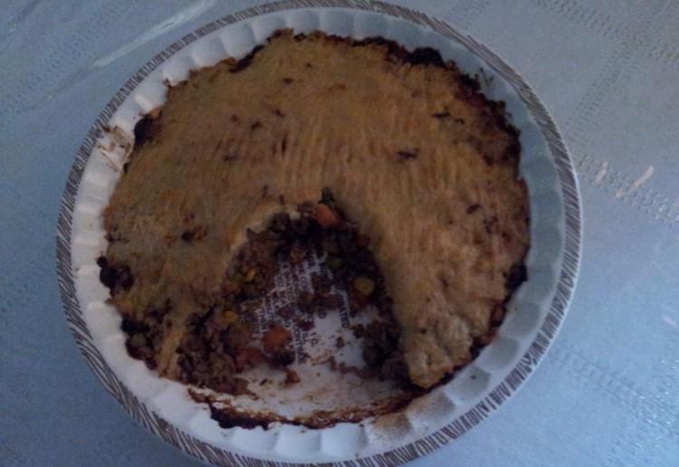 Comforting Shepherd's Pie