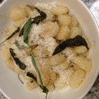 Burnt Butter and Sage Gnocchi