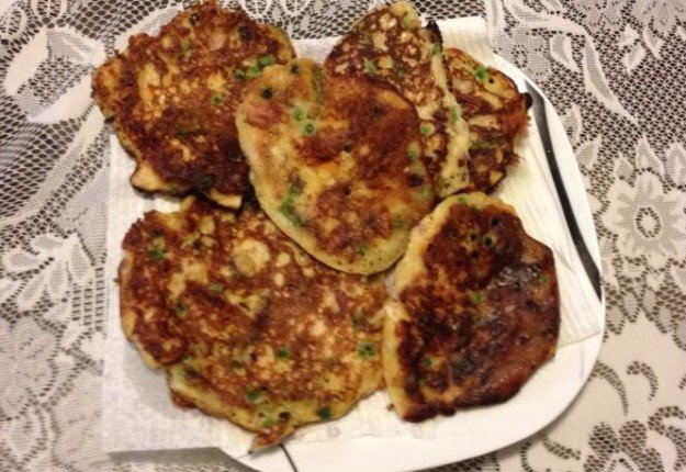 Family fritters