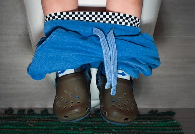 Difficult toilet behaviours; caring for kids with special needs