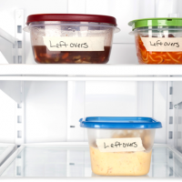 Confession: I'm a leftovers disaster
