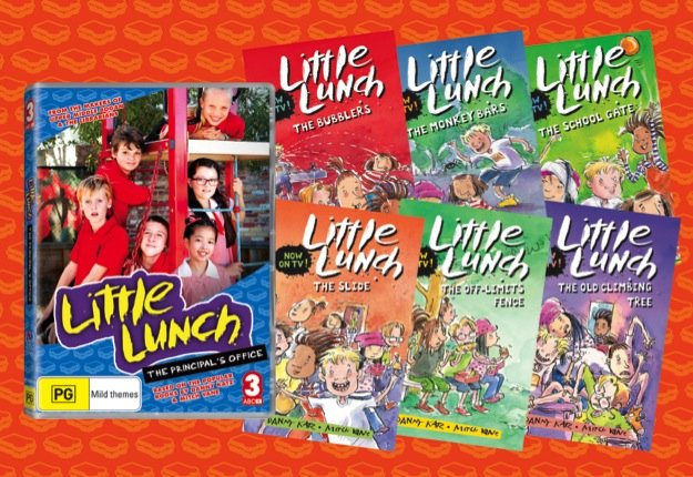 Win 1 of 6 Little Lunch prize packs