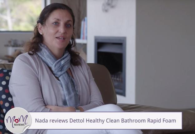 Nada reviews Dettol Healthy Clean Bathroom Rapid Foam