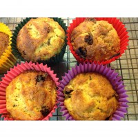 Carrot and Ginger Cupcakes