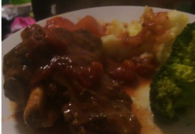 mom93821 reviewed Slow cooked lamb shanks
