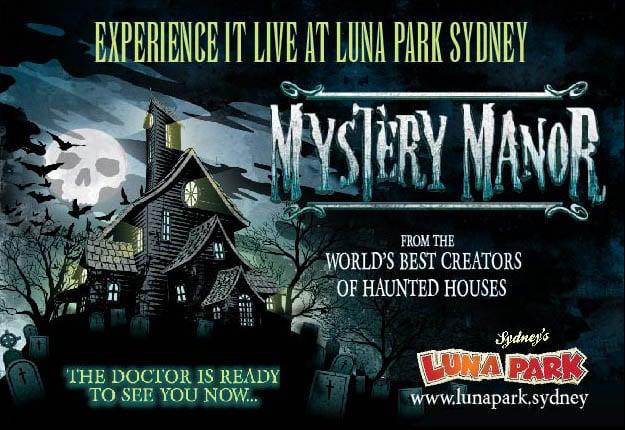 WIN 1 of 6 Luna Park Sydney family passes