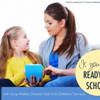 School readiness: Overcoming separation