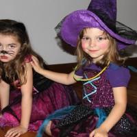 Three fun ideas for family Halloween makeup