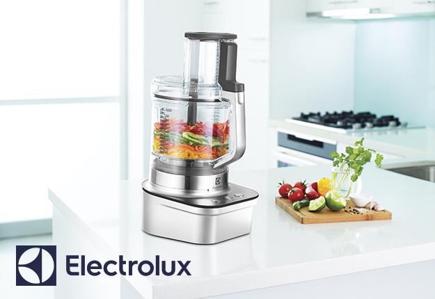 Electrolux Food Processor Recipes