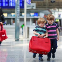 What you need to consider for planning a holiday when separated