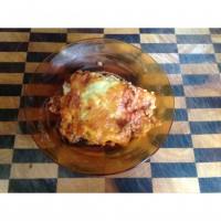 Cheats lasagne