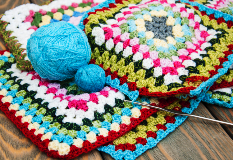 Crochet Learning : ve always wanted to learn how to crochet and bought myself some ...