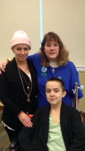 Anthony. Liver transplant story. Facebook/Kimberly Parello