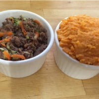 Cottage pie the kids will eat