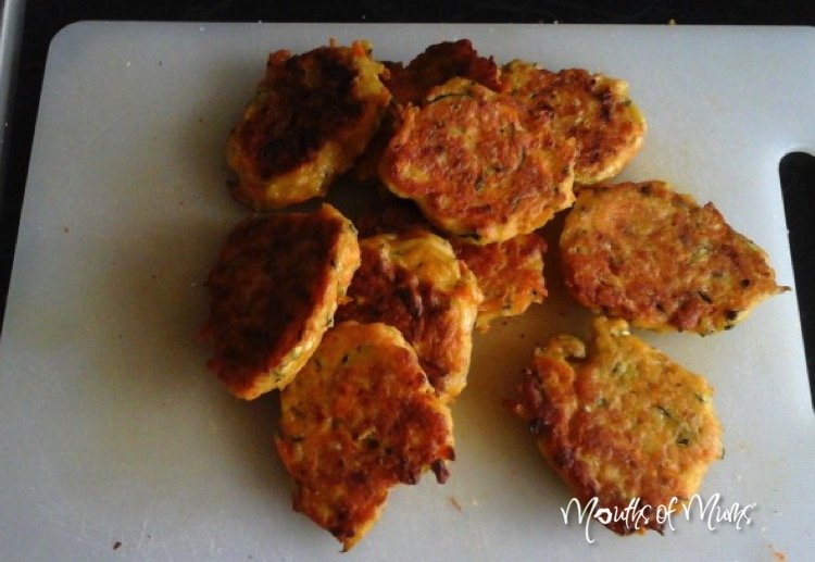 youngoldlady reviewed Veggie kota patties for fussy eaters