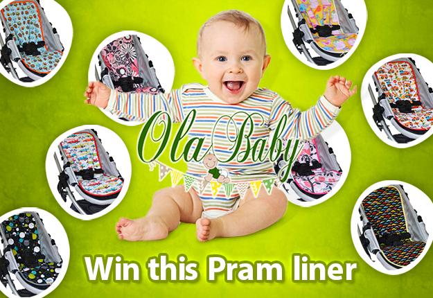 WIN 1 of 5 Premium Breathable Pram Liners