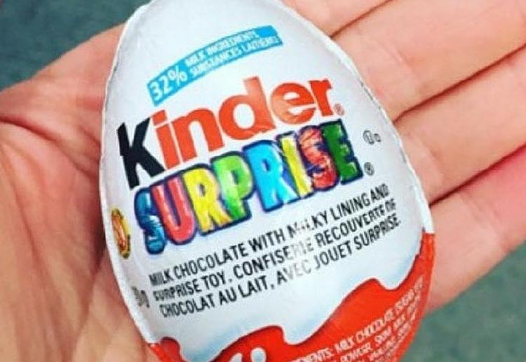 Kinder Surprise Tragedy