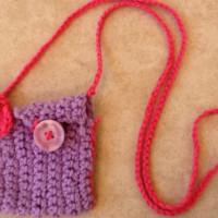 Kids crochet bag