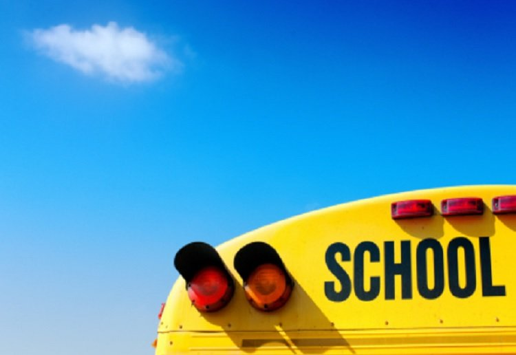 Special needs boy spent the day locked inside a school bus