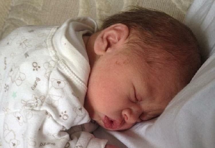 Baby boy dies of sepsis
