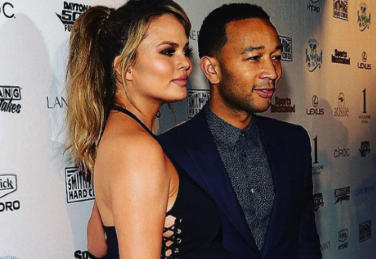 Chrissy Teigen hits back at haters who criticised her for a date night