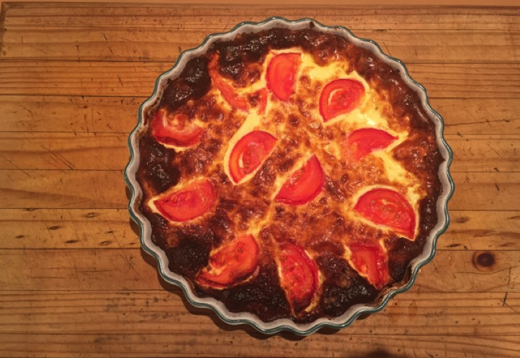 Incredible pie
