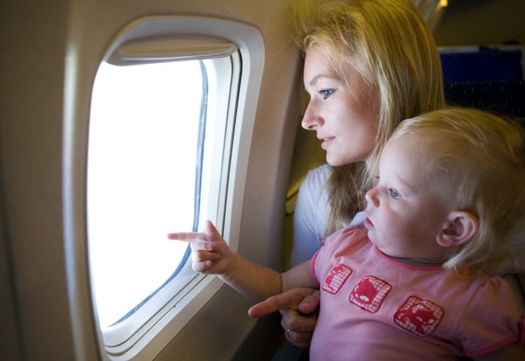 mom93821 reviewed Top Tips for Happy Plane Travelling with Kids