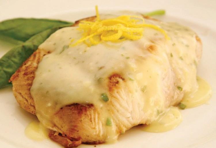 Lemon fish real recipes from mums for Lemon fish recipe