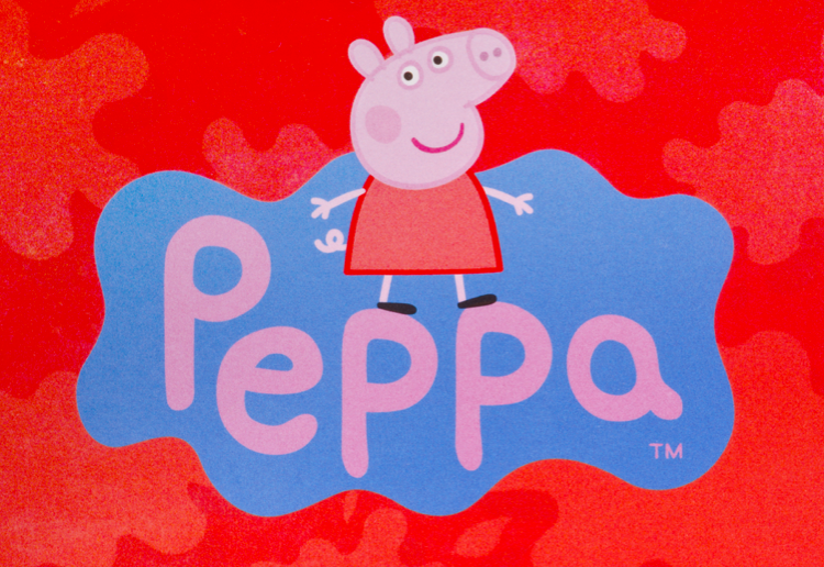 Peppa Pig has been criticised by doctors