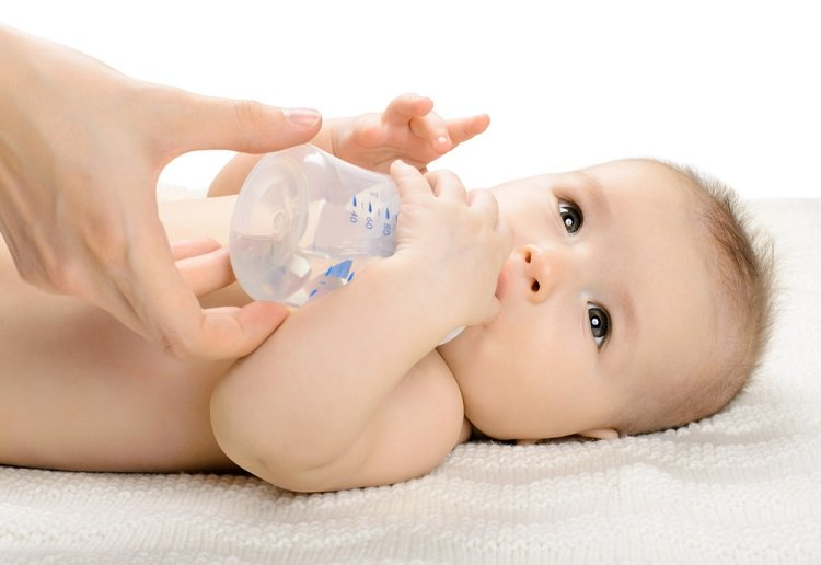 Risky nanoparticles found in baby formula: Should we be concerned?
