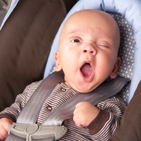 Car seats protect but only if the right restraint is fitted properly