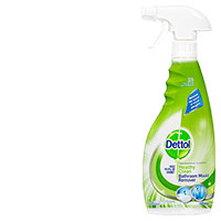 Dettol Healthy Clean Bathroom Mould Remover Product Review - Bathroom mold removal spray