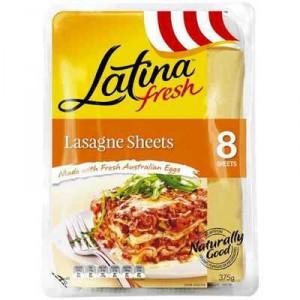 Latina Lasagne Sheets