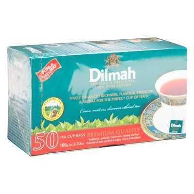 Dilmah Black Tea Bags