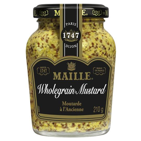 mom112217 reviewed Maille Mustard Wholegrain Mild