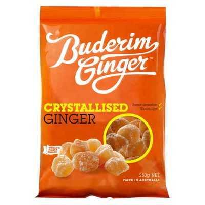 Buderim Ginger Crystallised