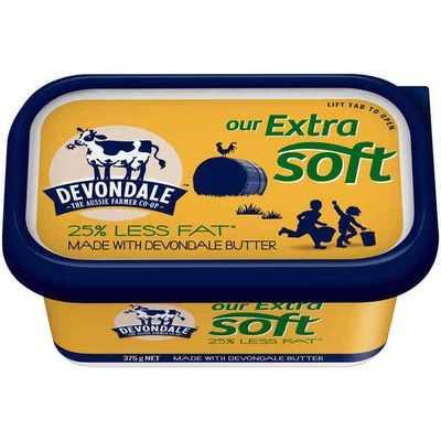 Devondale Extra Soft Spread