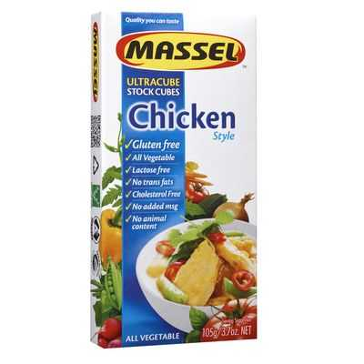 mom322089 reviewed Massel Ultracubes Chicken
