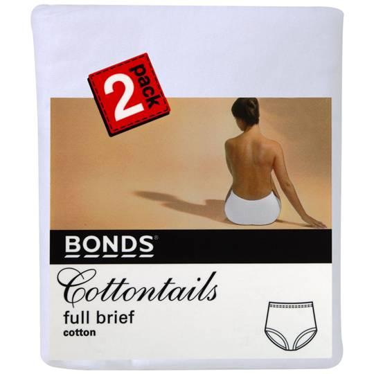 Bonds Womens Underwear Cottontails Size 22