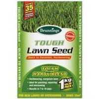 Brunnings Garden Lawn Seed Tough