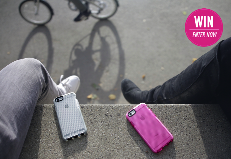 WIN 1 of 7 tech21 phone cases and screen protectors for Mum
