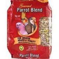 Bird Munchies Bird Food Gourmet Blend Parrot