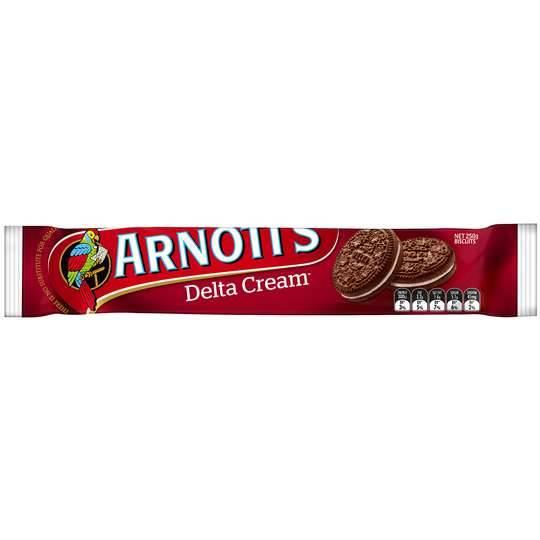 Arnott's Delta Creams