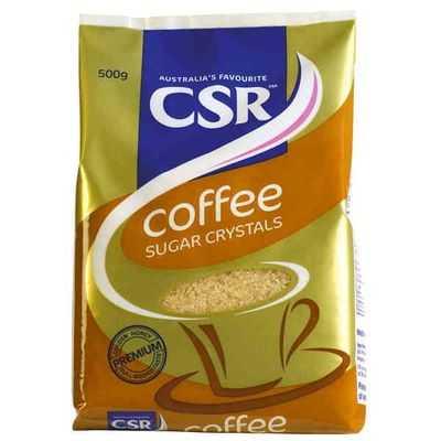 Csr Brown Sugar Coffee Crystals