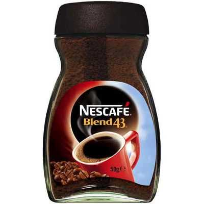 Nescafe Blend 43 Coffee Ratings Mouths Of Mums