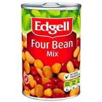 Edgell Beans Four Mix